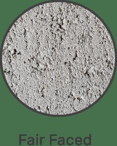 Fair Faced - Dry Cast Treatment - Viblock
