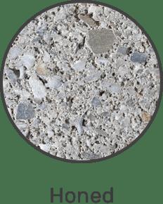 Honed - Dry Cast Treatment - Viblock